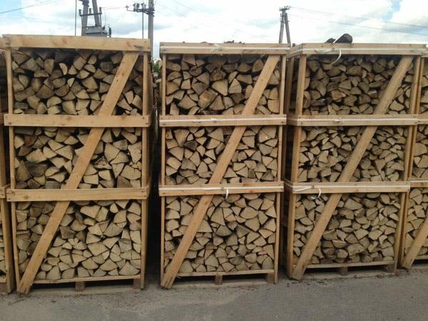 Знижка на дрова до перших морозів!