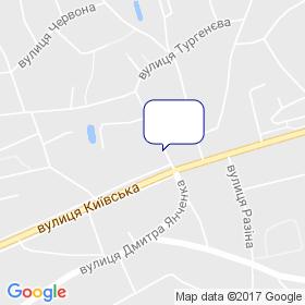 АЛГА ЛТД на мапі