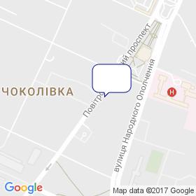 БІЗНЕСПРОМ ТК на мапі