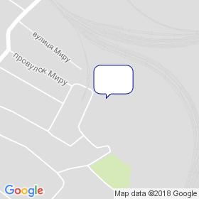 Фабрика спецодягу ВО на мапі