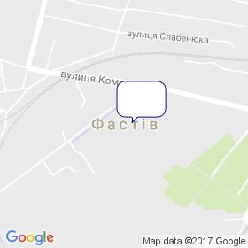 Альфа-ПрофСервис на мапі