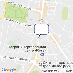 Апогей на мапі