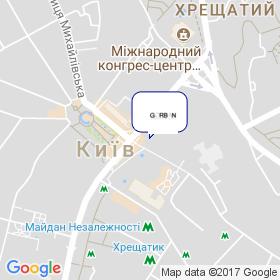 АРТЛАЙН на мапі