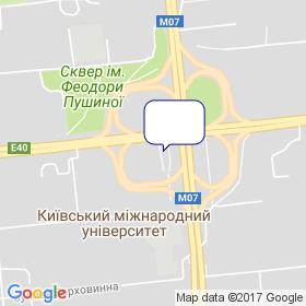 АСКОН-КР на мапі