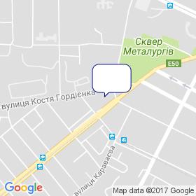 ЕДІСОН на мапі