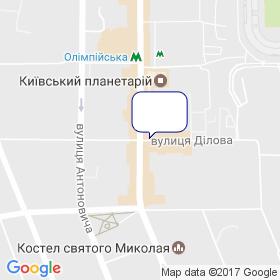 GEOS (ГЕОС) на мапі