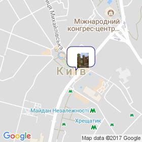 Granbut на мапі