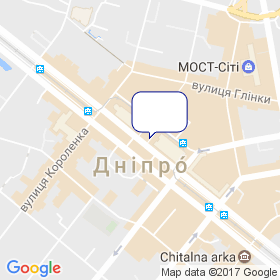 Інструмент ДіПі на мапі