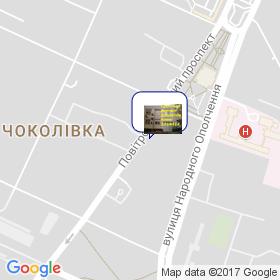 Кузьмин на мапі