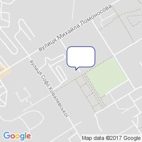 Метрополія на мапі
