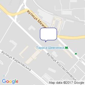 НДІБМВ на мапі