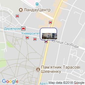 Перепелиця А.В. на мапі