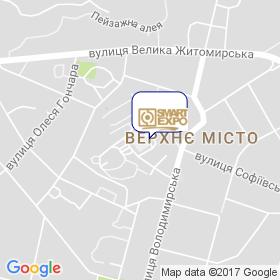 Смарт Експо на мапі