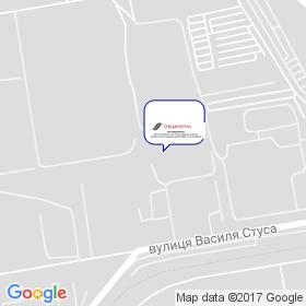СПЕЦІНТЕГРАЛ на мапі
