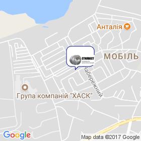 СТІЛВЕСТ на мапі