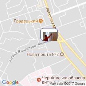 Студія Ремонту на мапі