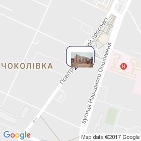 Укріндустріалгруп на мапі