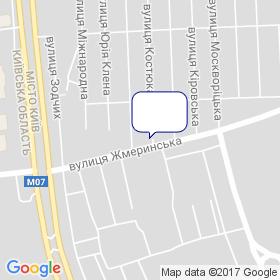 ТеплоКомфорт на мапі