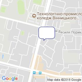 Мярковская Г.А. на мапі
