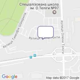 Український інженерно-технічний центр на мапі