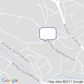 ЗРКЦ на мапі
