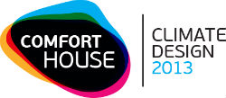 СOMFORT HOUSE: Climate Design 2013