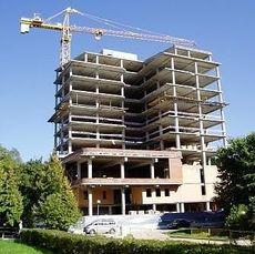 Постройка здания