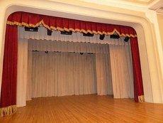 Одяг для сцени глядацьких залів.