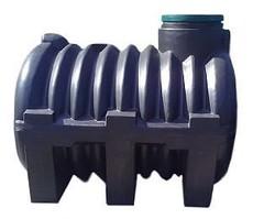 Септик пластиковий, ємність для монтажу в грунт Миколаїв
