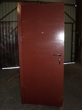 молотковые металлические двери