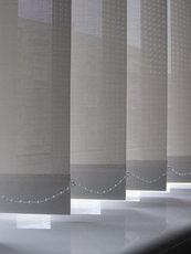 Жалюзи вертикальные тканевые 89 и 127 мм