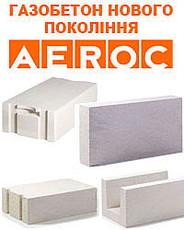 Газобетон Aeroc EcoTerm Super Plus (плотность D300)