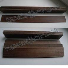 Комплект лопаток для вакуумного насоса НВПР-240