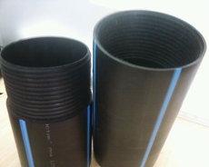 Трубы полиэтиленовые и обсадные для скважин.