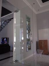 Межкомнатные стеклянные двери — Элкон-дизайн