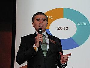 Эльман Мусаев, Глава Philips `Cветовые решения`, Украина