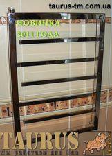 Полотенцесушитель из нержавеющей стали Prestige 5 / 650x500 от TAURUS (Новинка 2011 года) — TAURUS TM