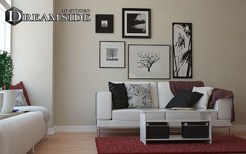 Пример интерьера — Dreamside Studio