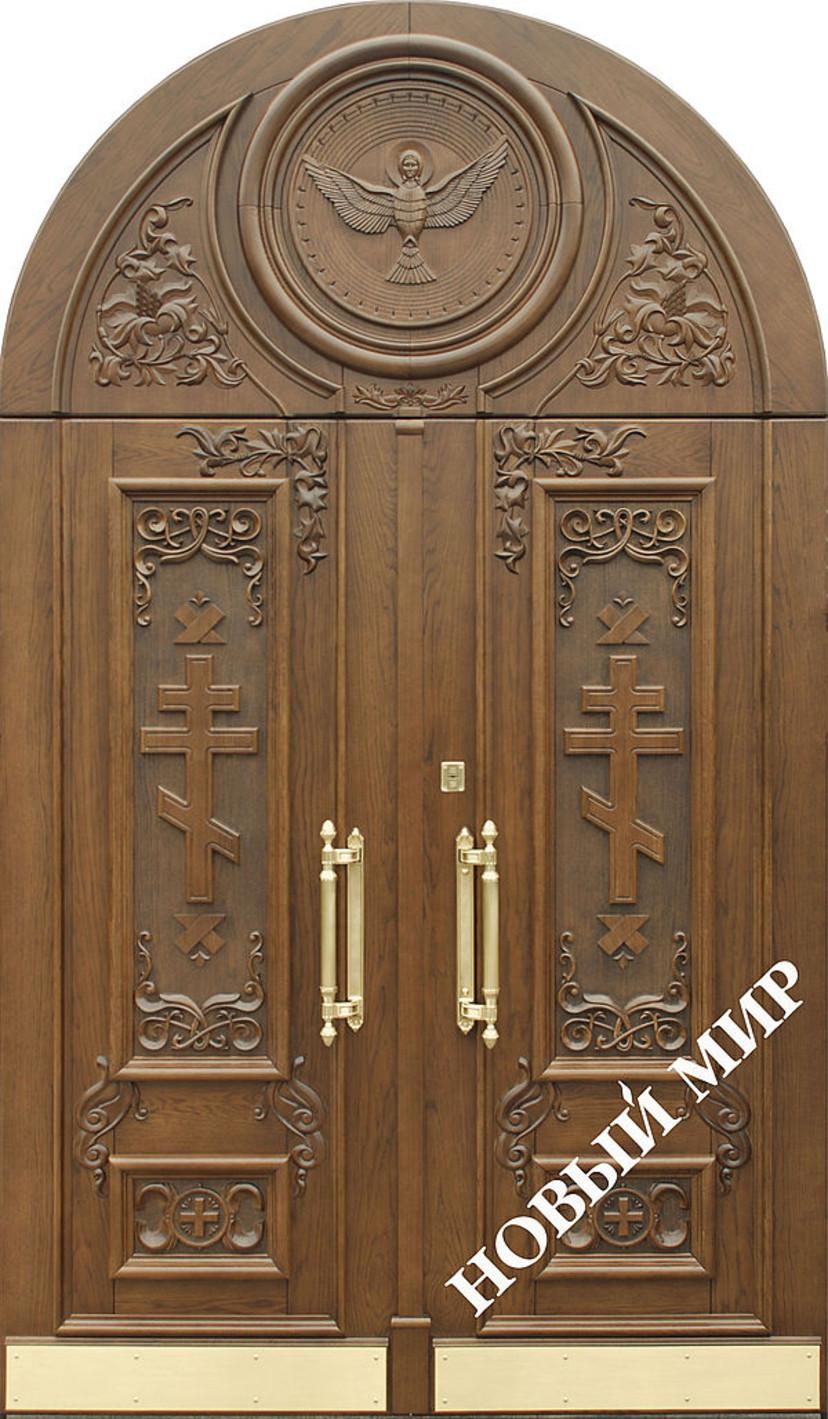 входные двери церквей
