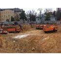 Разработка котлованов, земляные работы, услуги,аренда спецтехники