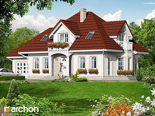 Готові проекти будинків 210 проект 1532